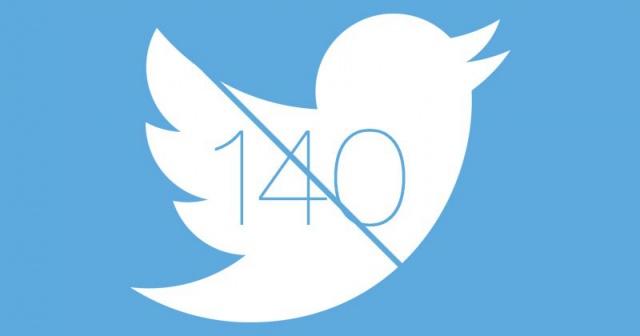 Twitter снимает ограничения на длину сообщений