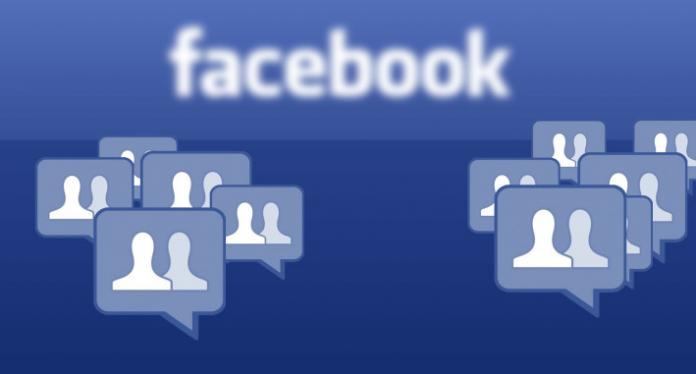 В приложении Facebook обновился раздел «Группы»