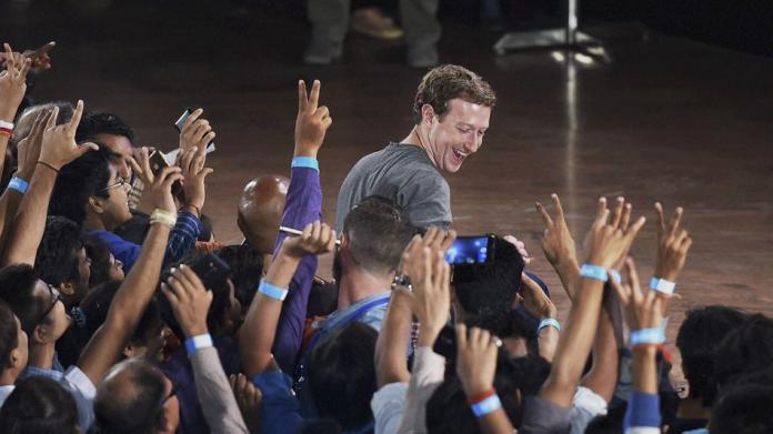 Facebook обеспечил интернетом жителей индийских деревень