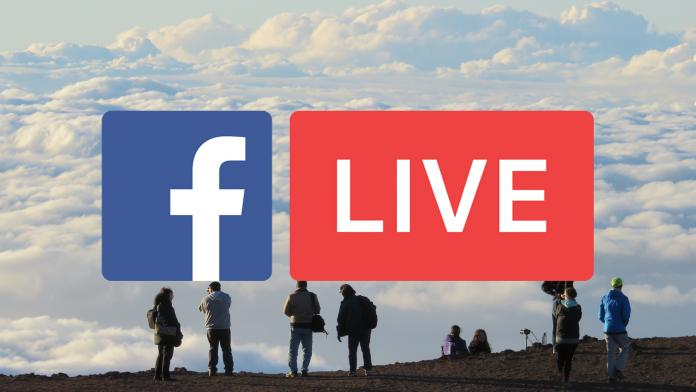 В Facebook появится поддержка прямых трансляций в формате 360°