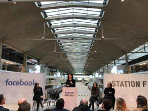 Facebook откроет в Париже свой первый стартап-инкубатор