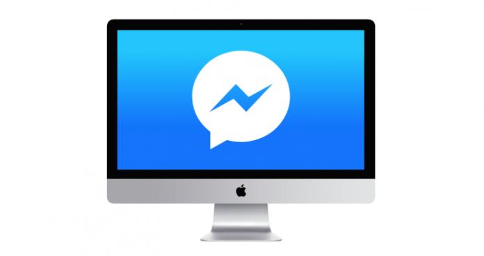 Facebook заменил папку «Входящие» на веб-версию Messenger