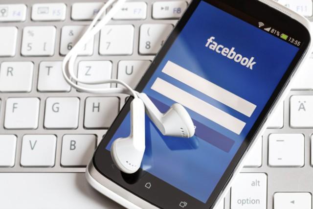 Годовая прибыль Facebook выросла на 177%