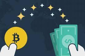 Как происходит обмен биткоинов на гривны?