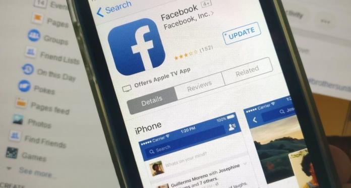 Facebook протестирует GIF в комментариях