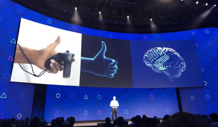 Facebook работает над технологией для набора текста силой мысли