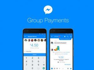 В Facebook Messenger появились групповые платежи