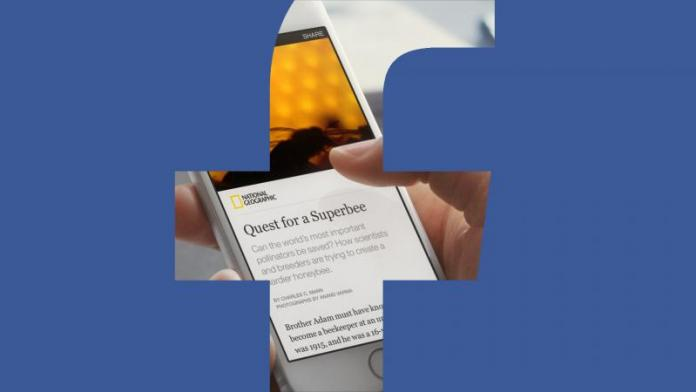 Facebook добавит в «мгновенные статьи» CTA-кнопки