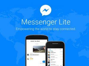 Facebook запустил Lite-версию Messenger по всему миру