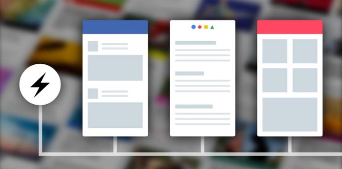 Facebook создал решение для интеграции Instant Articles, AMP и Apple News