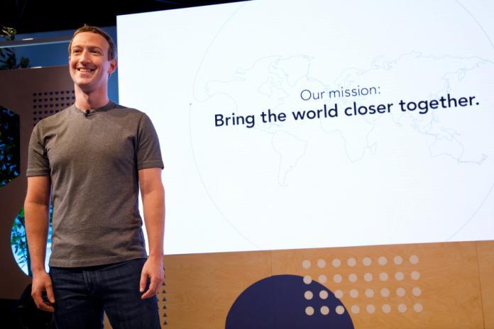 Марк Цукерберг представил новую миссию Facebook