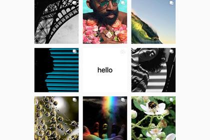 Apple завела Instagram-аккаунт для фанатских фотографий