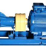 Насос К80-65-160 для перекачки воды и других видов жидкости на схожих по структуре с водой
