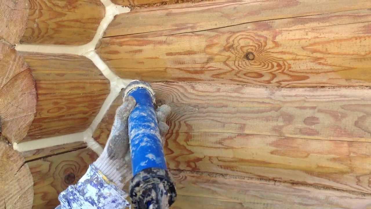 Лучший герметик акцент 136 для заделки деревянных швов.