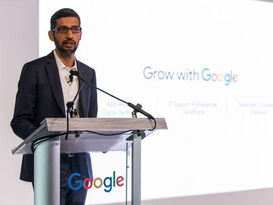 Google выделит $1 млрд на помощь людям в освоении профессий будущего