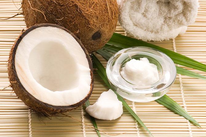 Органическое кокосовое масло для красоты и здоровья