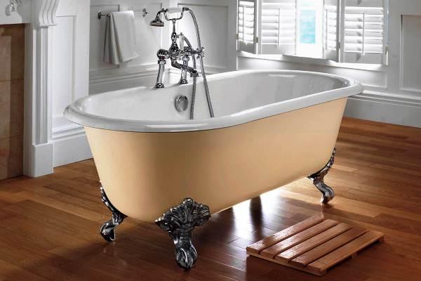 Выбираем качественную чугунную ванну
