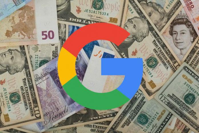 За год «налог на Google» принес российскому бюджету около 7 млрд руб.