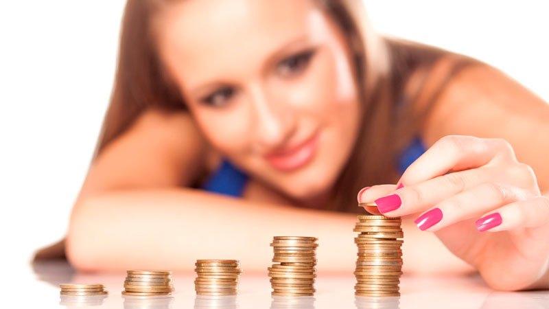 Учимся откладывать сбережения