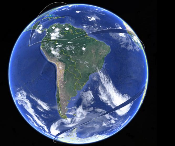 Роскосмос создает конкурента Google Earth