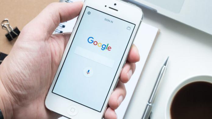 Google тестирует более закруглённый дизайн мобильной выдачи