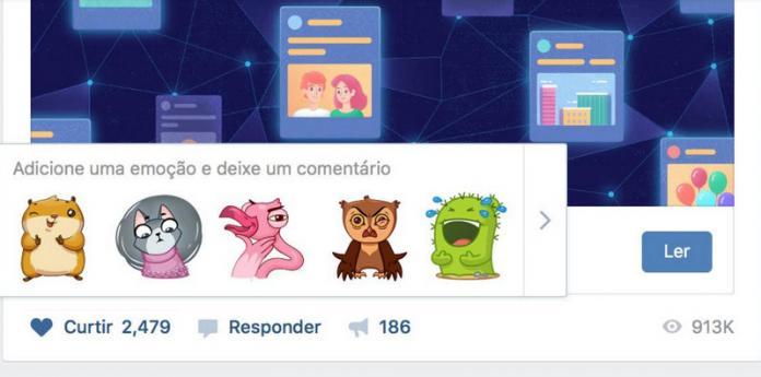 ВКонтакте тестирует подсказки стикеров на основе нейросетей