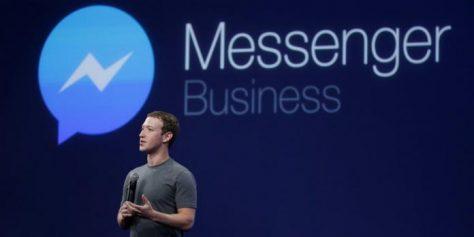 Facebook признал, что сканирует переписку пользователей Messenger
