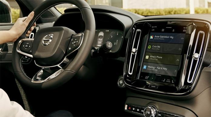 Google Assistant, Play Store и Карты появятся в новых автомобилях Volvo