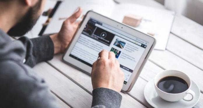 30% от общего числа просмотров онлайн-СМИ обеспечивают поисковые системы