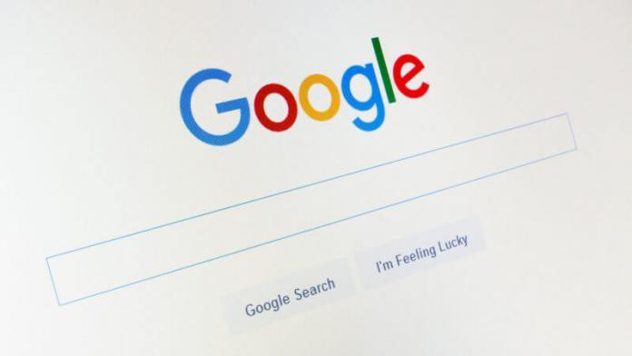 В Google «сломалась» страница для изменения настроек поиска