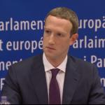 Марк Цукерберг ответил на вопросы Европарламента