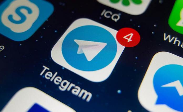 В апреле мобильная аудитория Telegram в России выросла на 30%