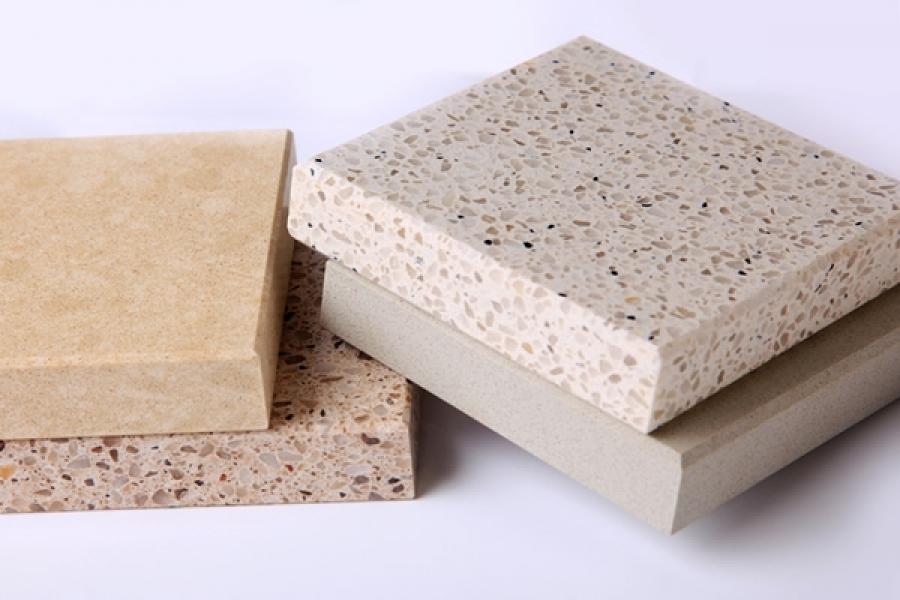 Кварцевый декоративный камень: преимущества и сфера использования