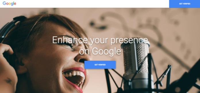 Google предлагает организациям и людям пройти верификацию в Сети знаний