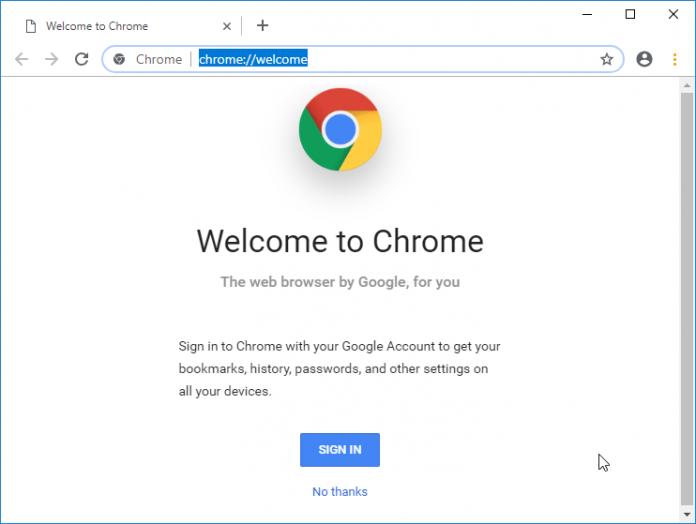 Google готовит редизайн браузера Chrome