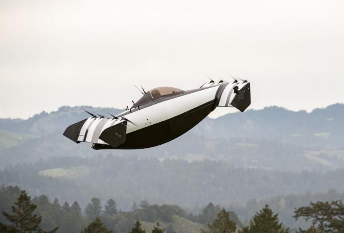 Ларри Пейдж поддержал ещё один проект в области «летающих автомобилей»