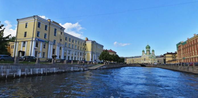 На Яндекс.Картах появились панорамы рек и каналов Санкт-Петербурга