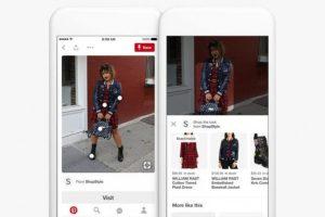 Pinterest открыл доступ к функции Shop the Look для всех бизнес-аккаунтов