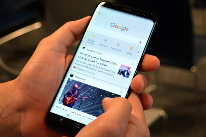 Google обновил оформление рекламы в ленте поискового приложения