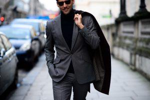 Современный мужчина и его гардероб