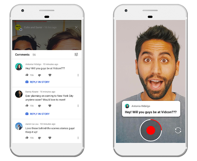 YouTube расширил доступ к сюжетам – аналогу Instagram Stories