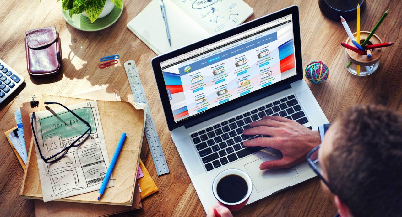 Методика заработка на собственном сайте