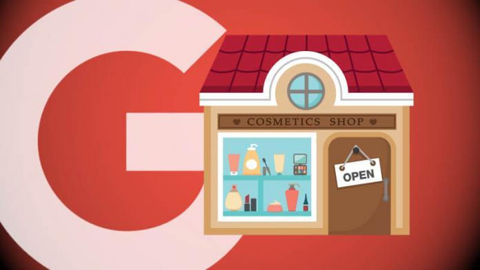Google тестирует более заметную кнопку «Сообщения» на панелях местных компаний