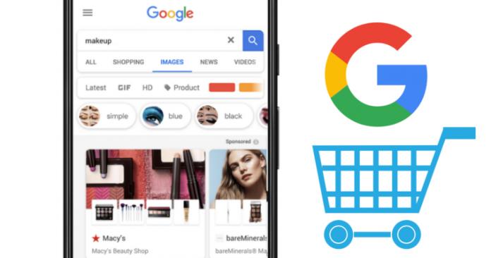 Google представил новые форматы рекламы в поиске по картинкам