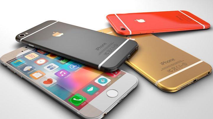 Замена задней крышки на iPhone 6