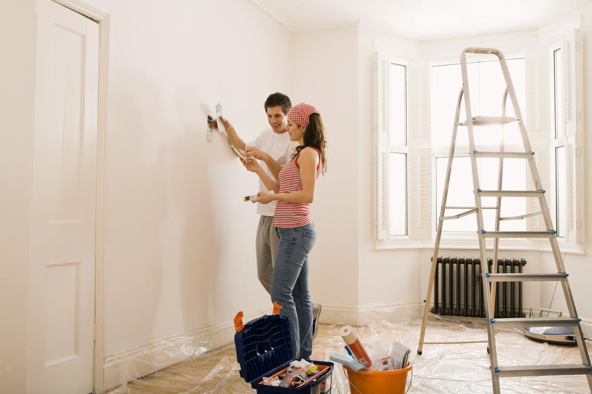 Основные этапы квартирного ремонта. Ремонт в новостройке.
