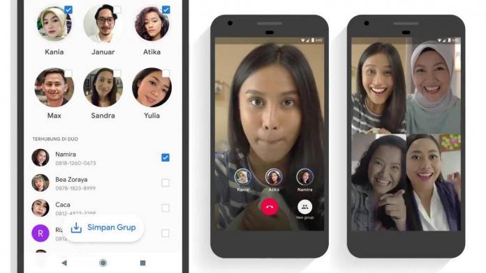 В Google Duo стали доступны групповые видеозвонки