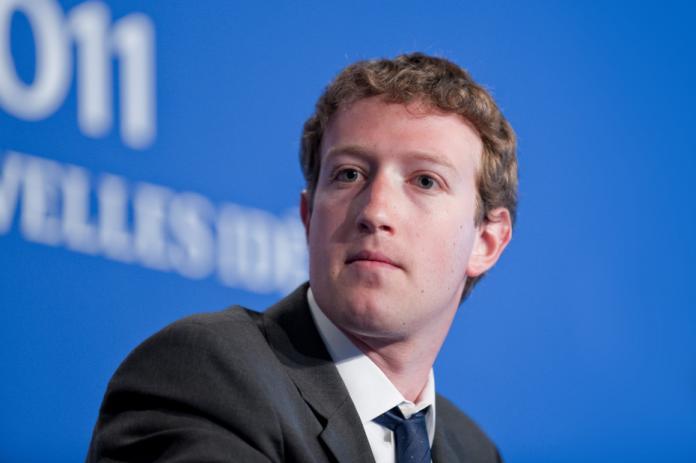 Акционерам Facebook не удалось сместить Марка Цукерберга с поста главы правления