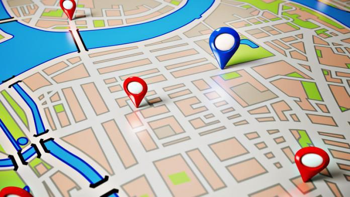 В Google Maps нашли миллионы фальшивых мест