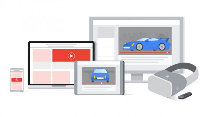 Google представил интерактивные рекламные объявления с ЗD-объектами